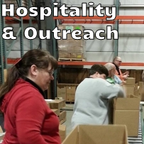 Hospitality & Outreach